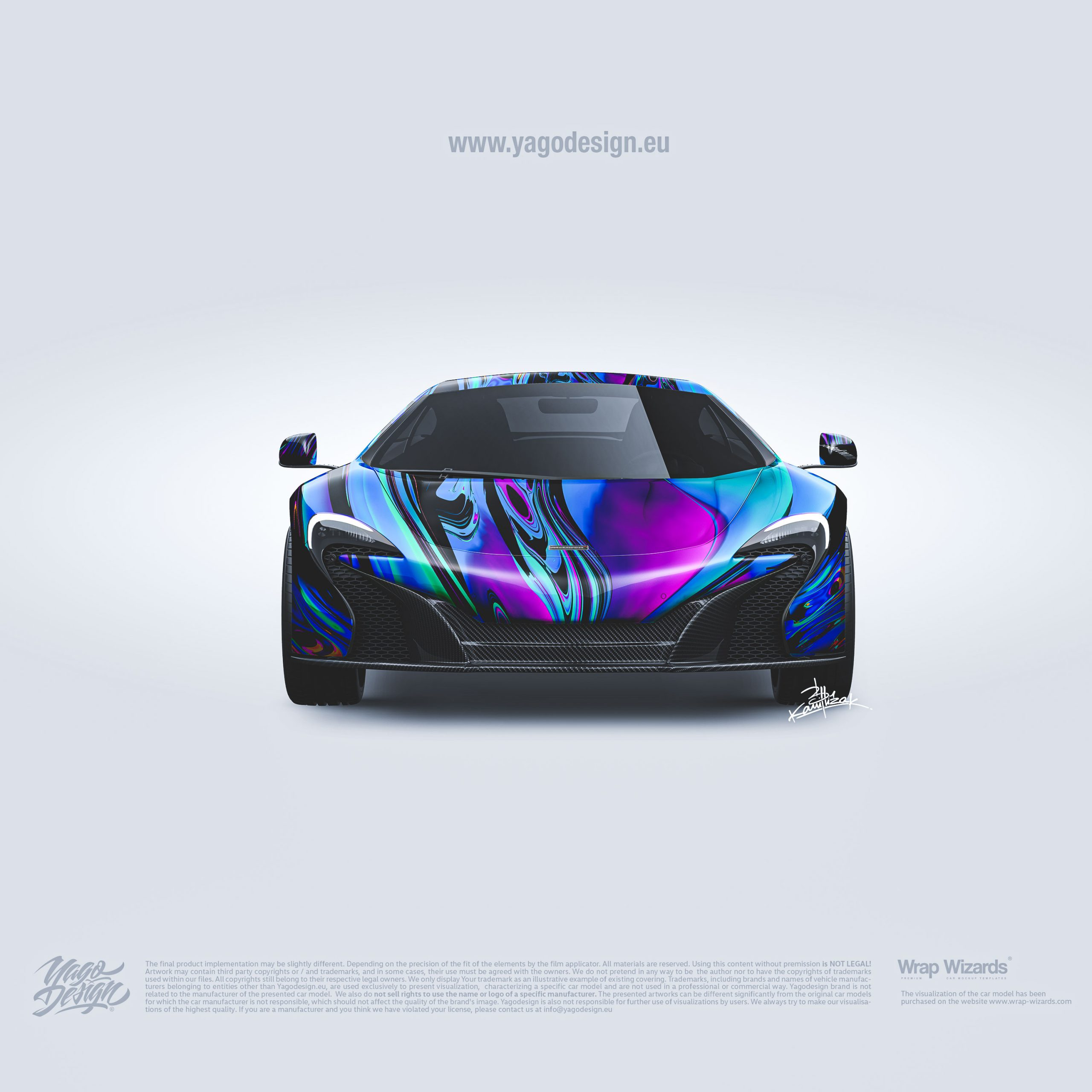 McLaren-650S-Coupe-By-Yagodesign-Automotive-Design-Studio-front-View-scaled