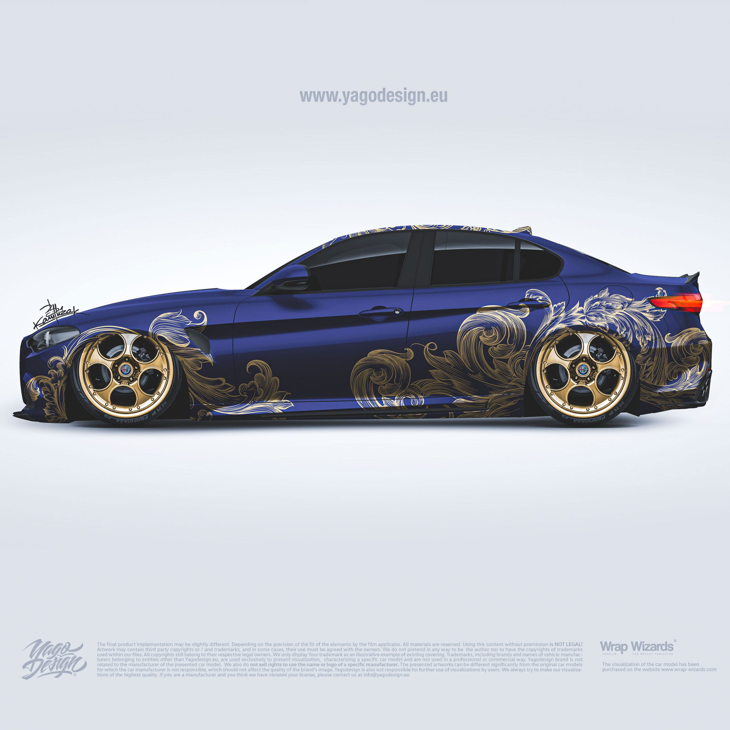 Alfa-Romeo-GiulliaYagodesign-Livery-Design-Car-wrapping-studio
