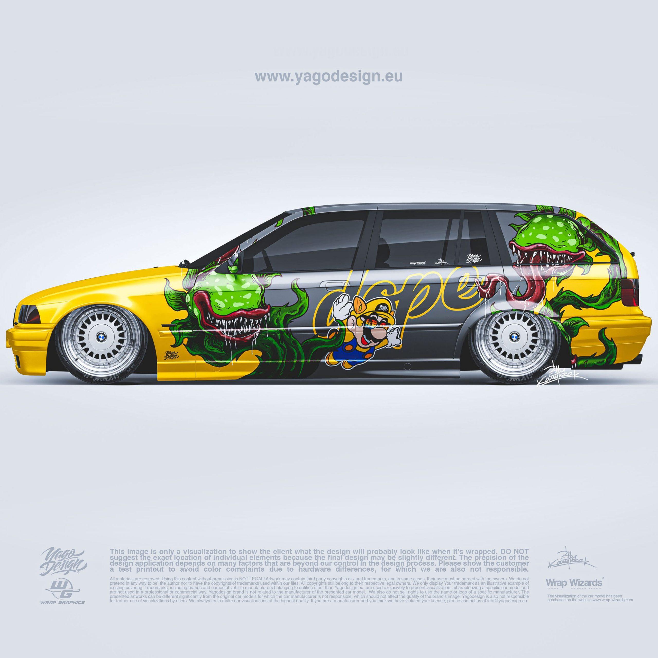 BMW-E36-Touring