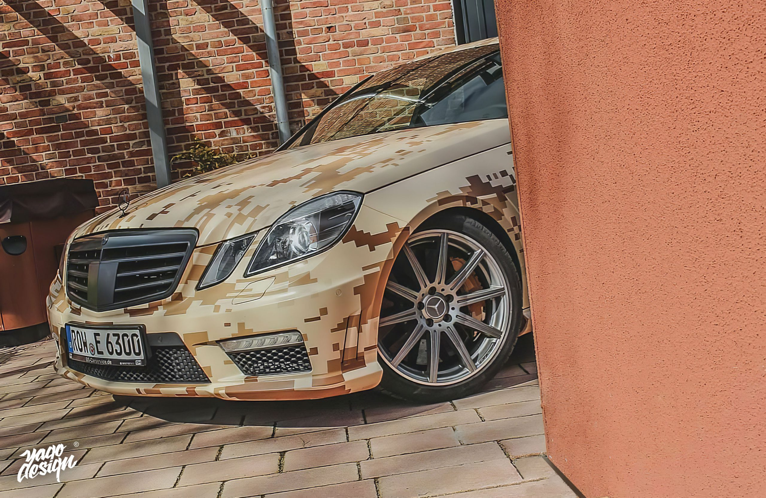 Mercedes-Benz-E63-AMG-PixelCamo-by-Yagodesign-3-scaled