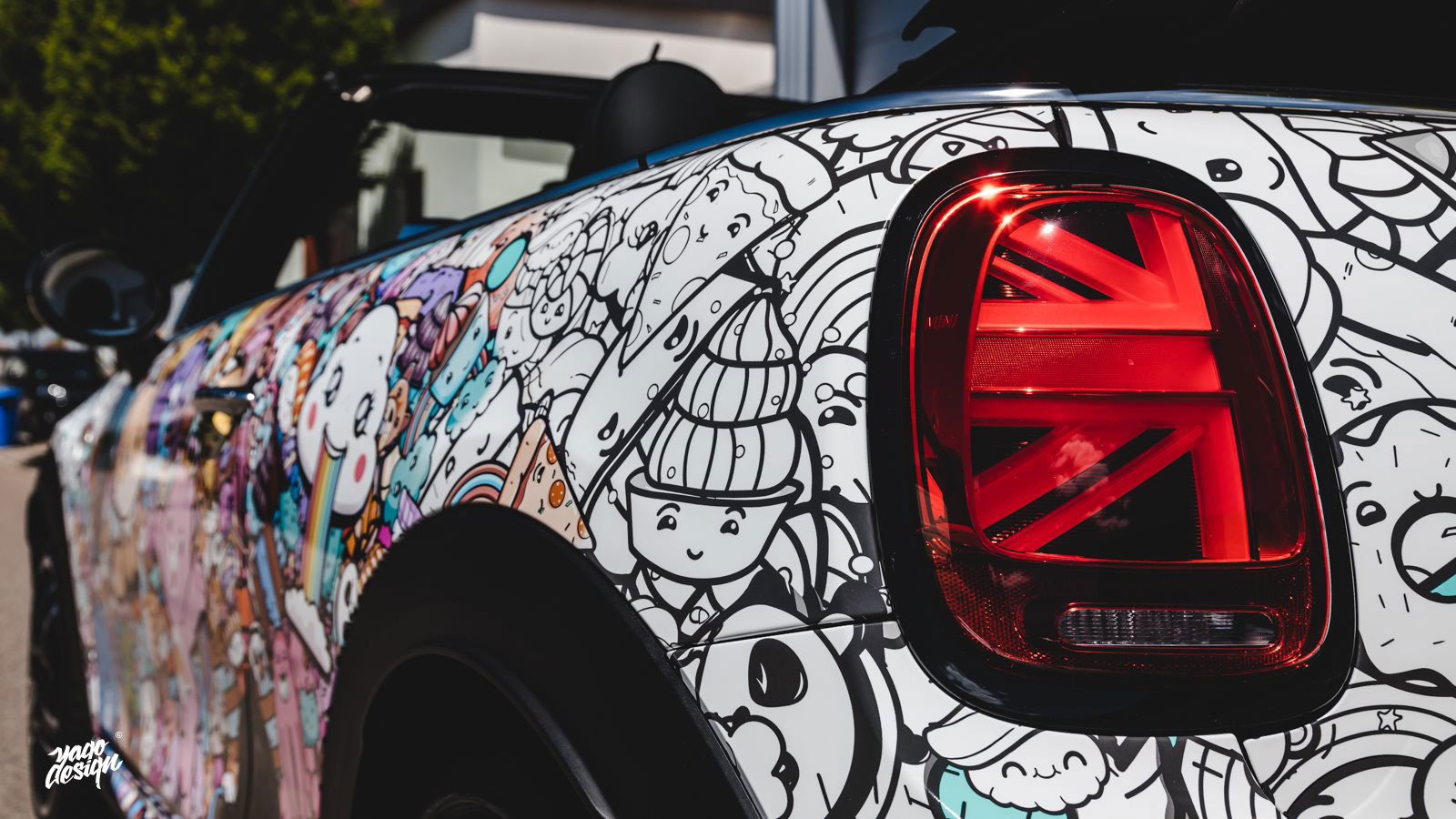 Mini-cooper-JCW-by-Yagodesign-by-Kamil-Lizak-Car-wrapping-Design-Studio-Automotive-Design-Studio-Kawai-5