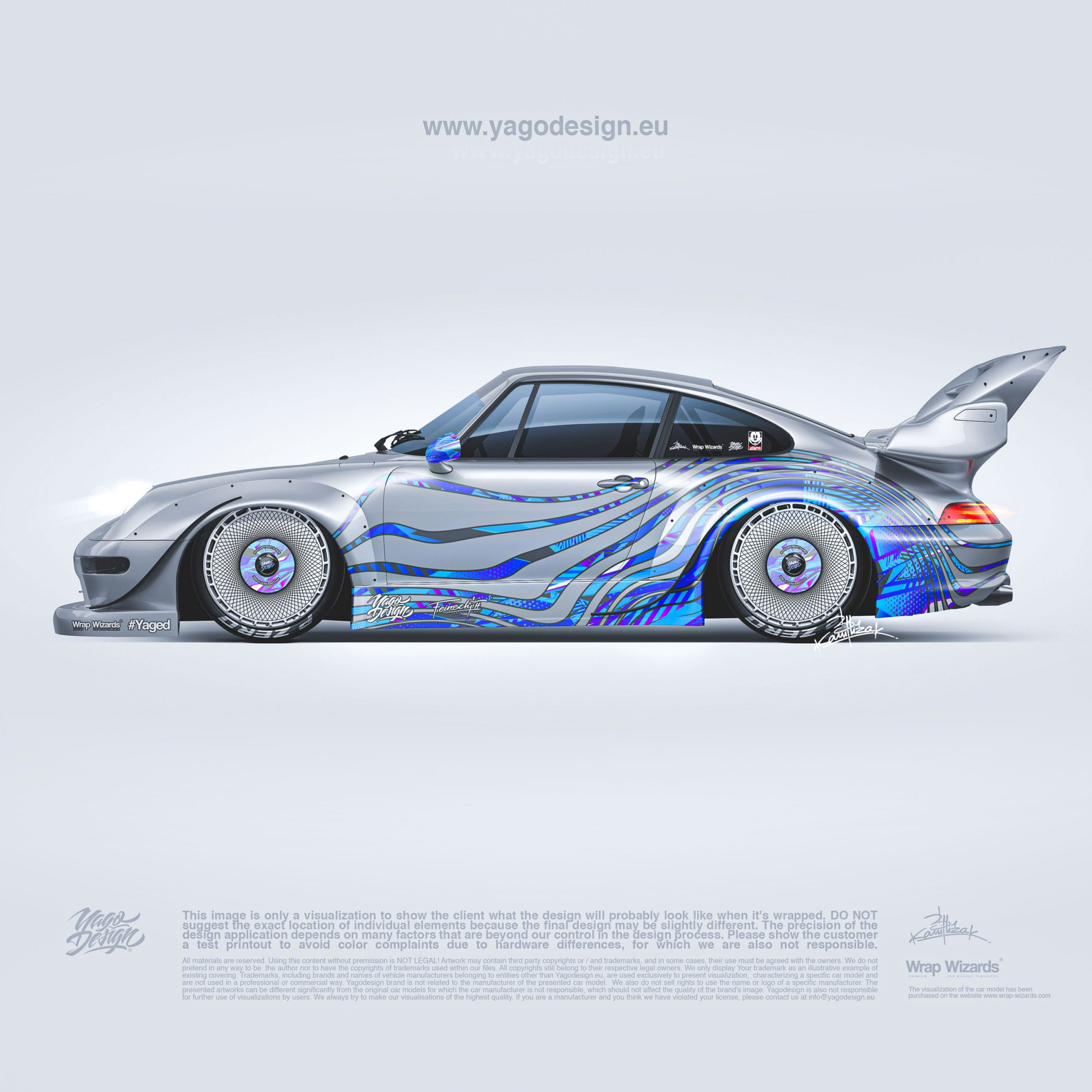Porsche-RWD-911