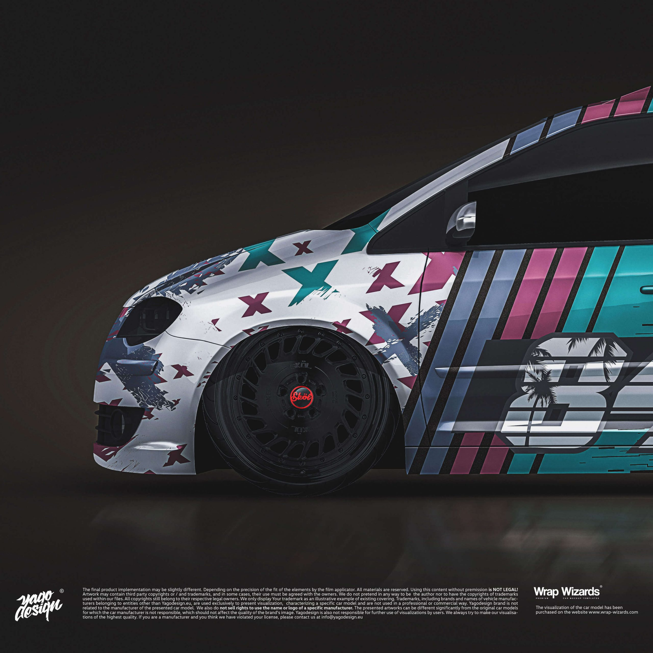 VW-Touran-2007-by-Yagodesign-2020-Car-Wrapping-1