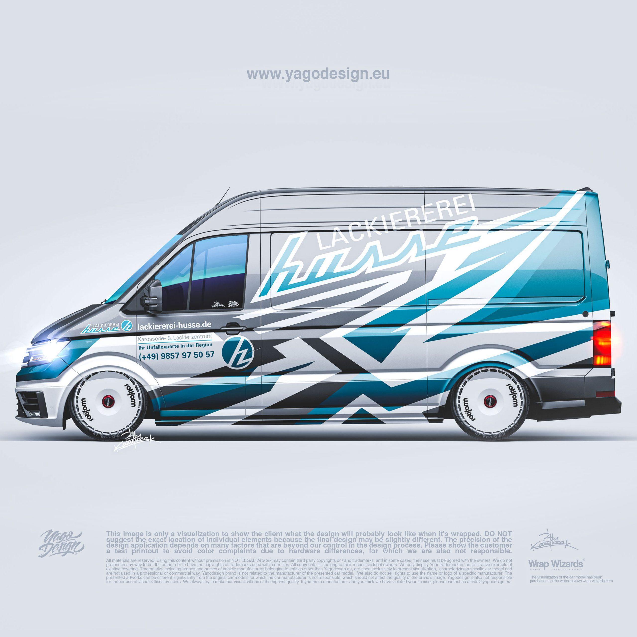 Volkswagen-Crafter