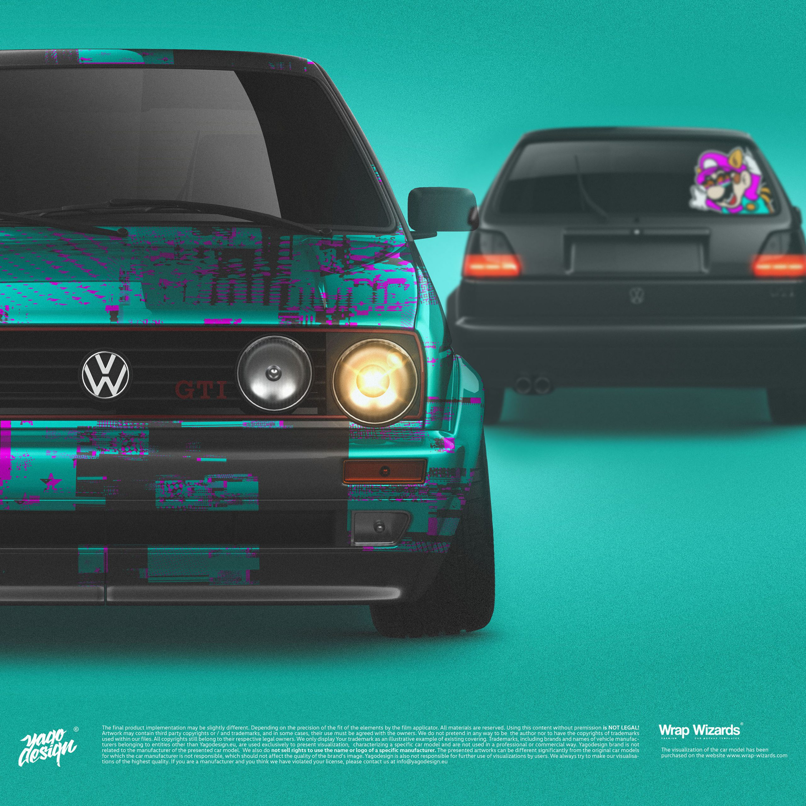 Volkswagen-Golf-MK2-GTi-by-Yagodesign-2020-Car-wrapping-Design-2