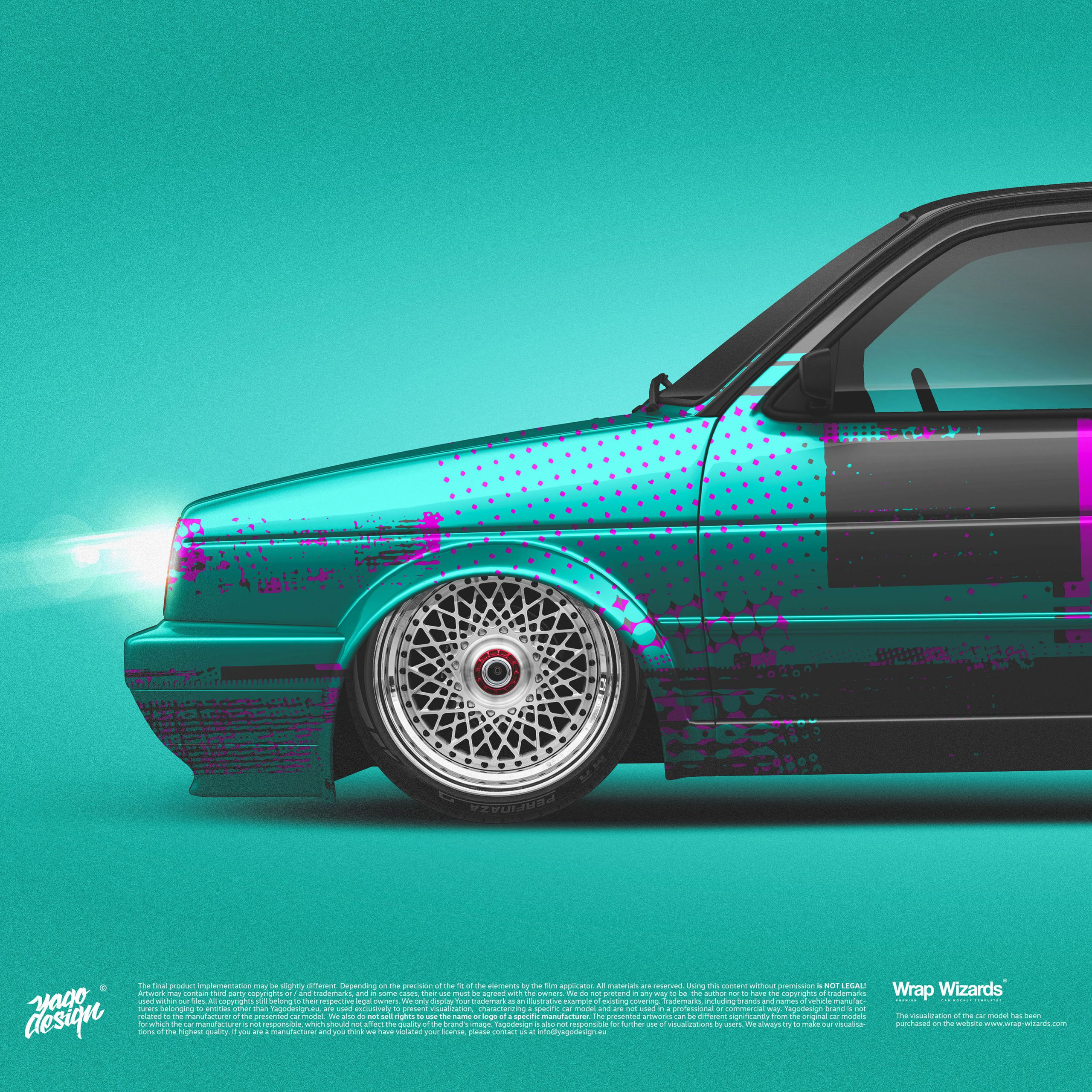 Volkswagen-Golf-MK2-GTi-by-Yagodesign-2020-Car-wrapping-Design-3