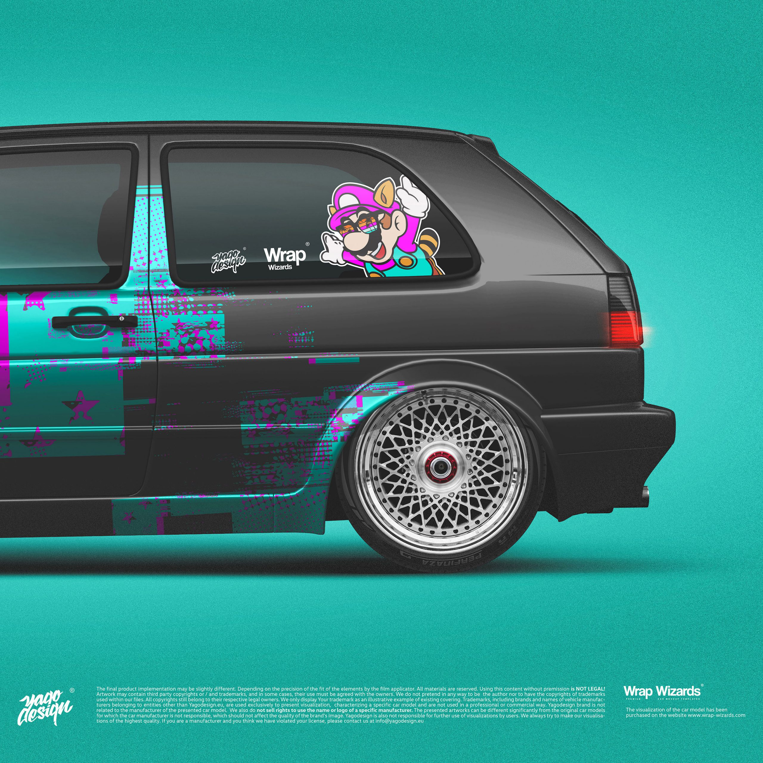 Volkswagen-Golf-MK2-GTi-by-Yagodesign-2020-Car-wrapping-Design-4