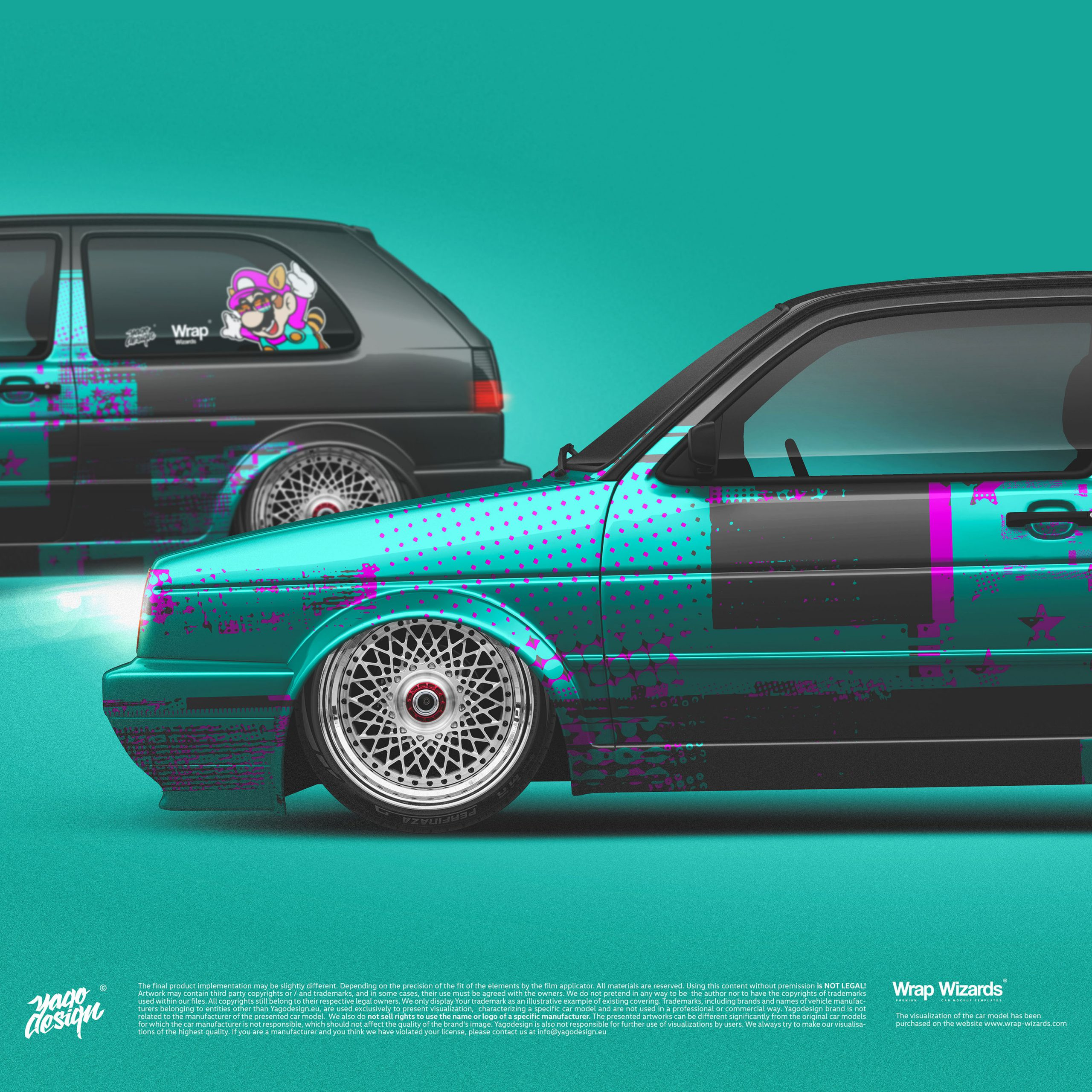 Volkswagen-Golf-MK2-GTi-by-Yagodesign-2020-Car-wrapping-Design-5