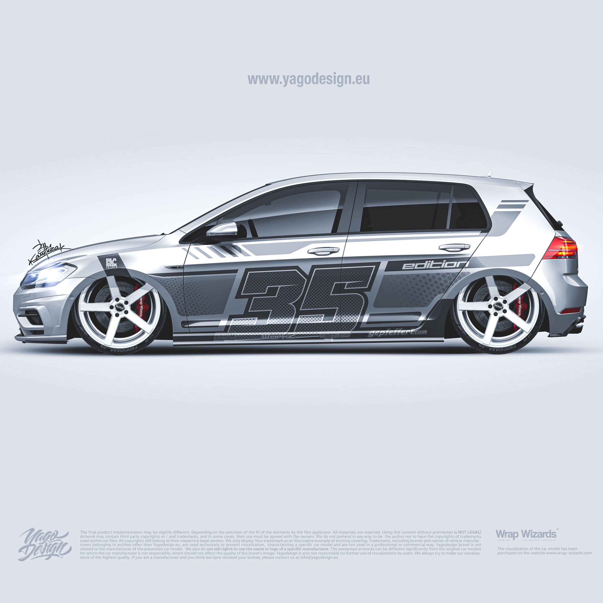 Volkswagen-Golf-MK7–by-Yagodesign-Livery-Design-Car-wrapping-studio
