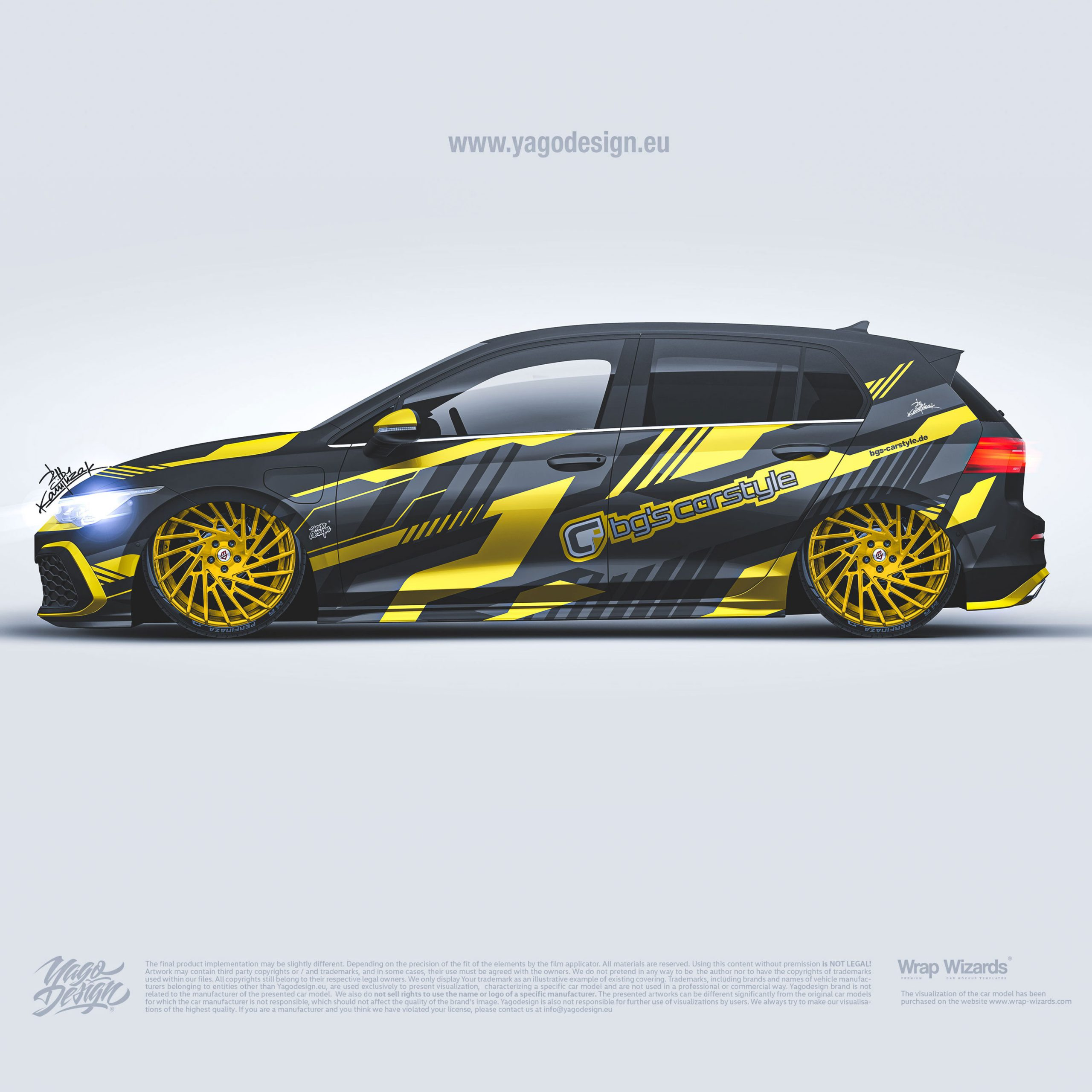 Volkswagen-Golf-MK8-GTI-BGScarstyle-by-Yagodesign-Livery-Design-Car-wrapping-studio