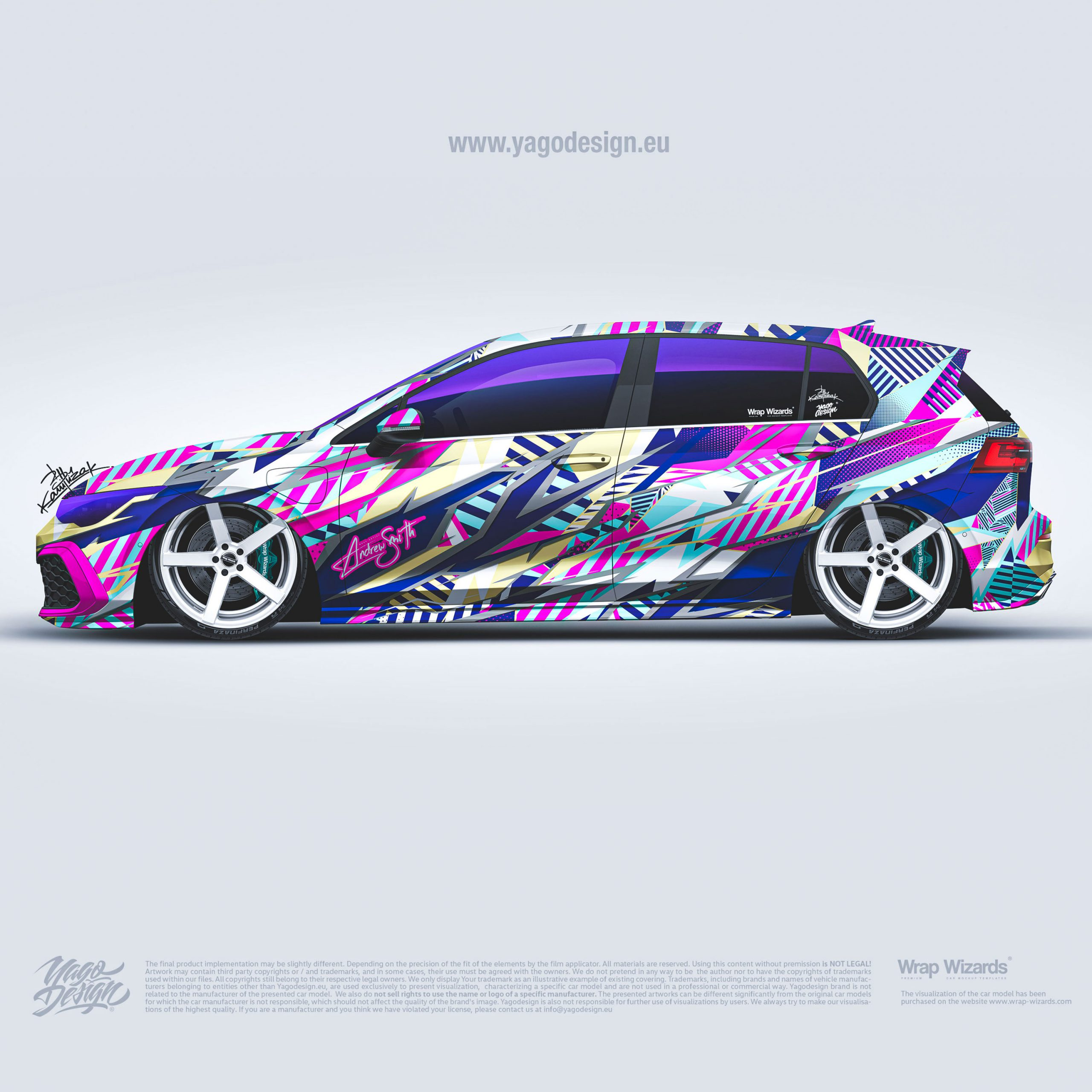 Volkswagen-Golf-MK8-GTI–by-Yagodesign-Livery-Design-Car-wrapping-studio
