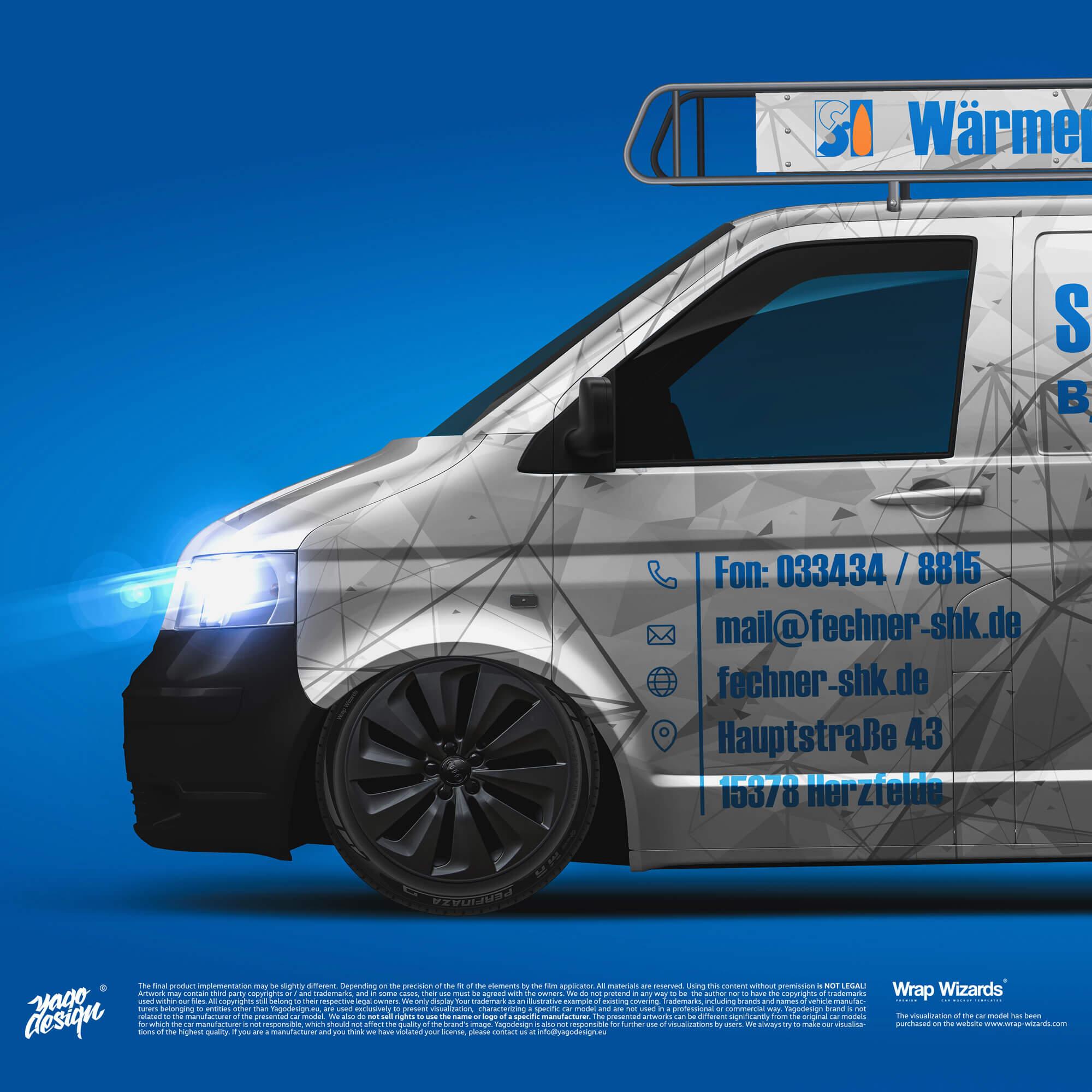 Volkswagen-Transporter-T5-Carwrapping-Design-Studio-Side-1
