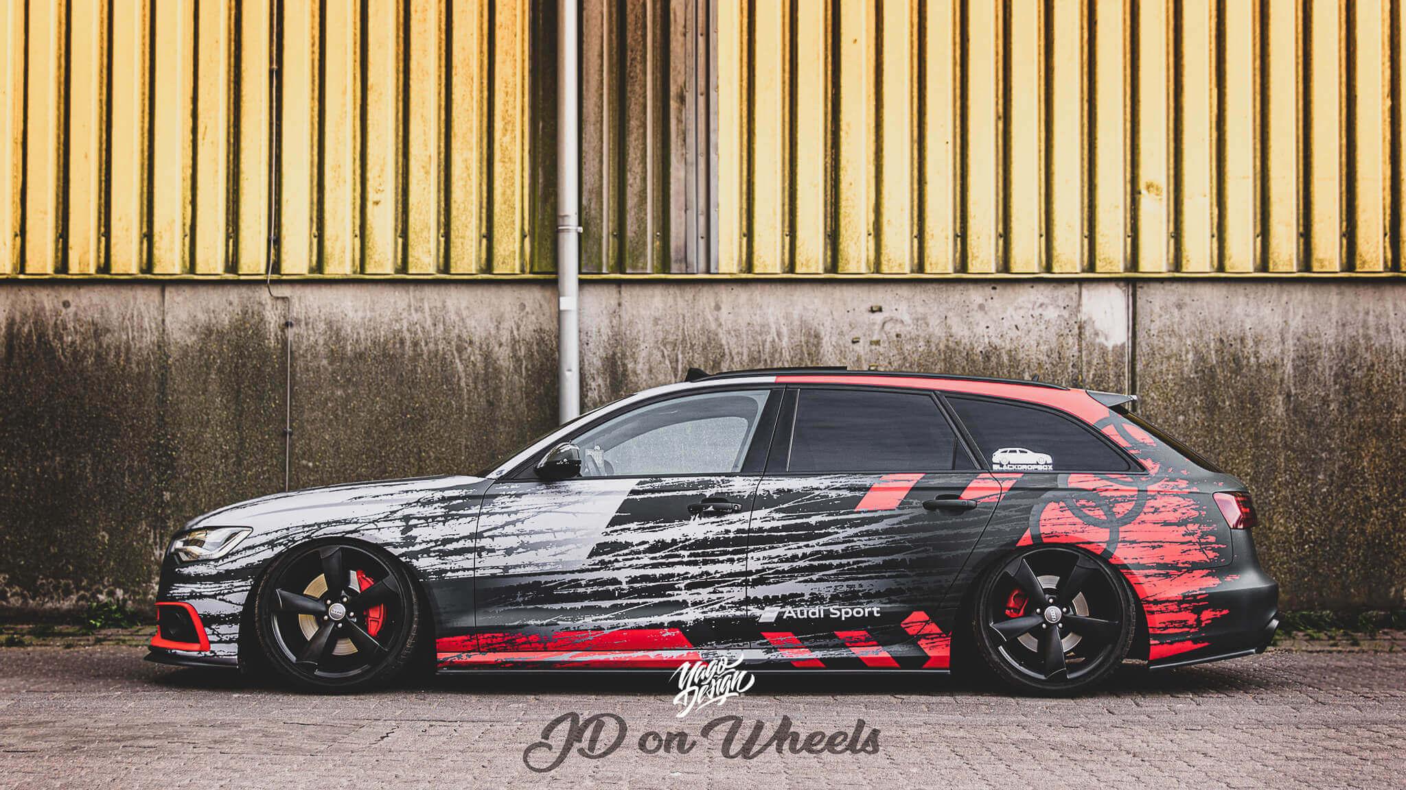 car wrapping Yagodesign (7)