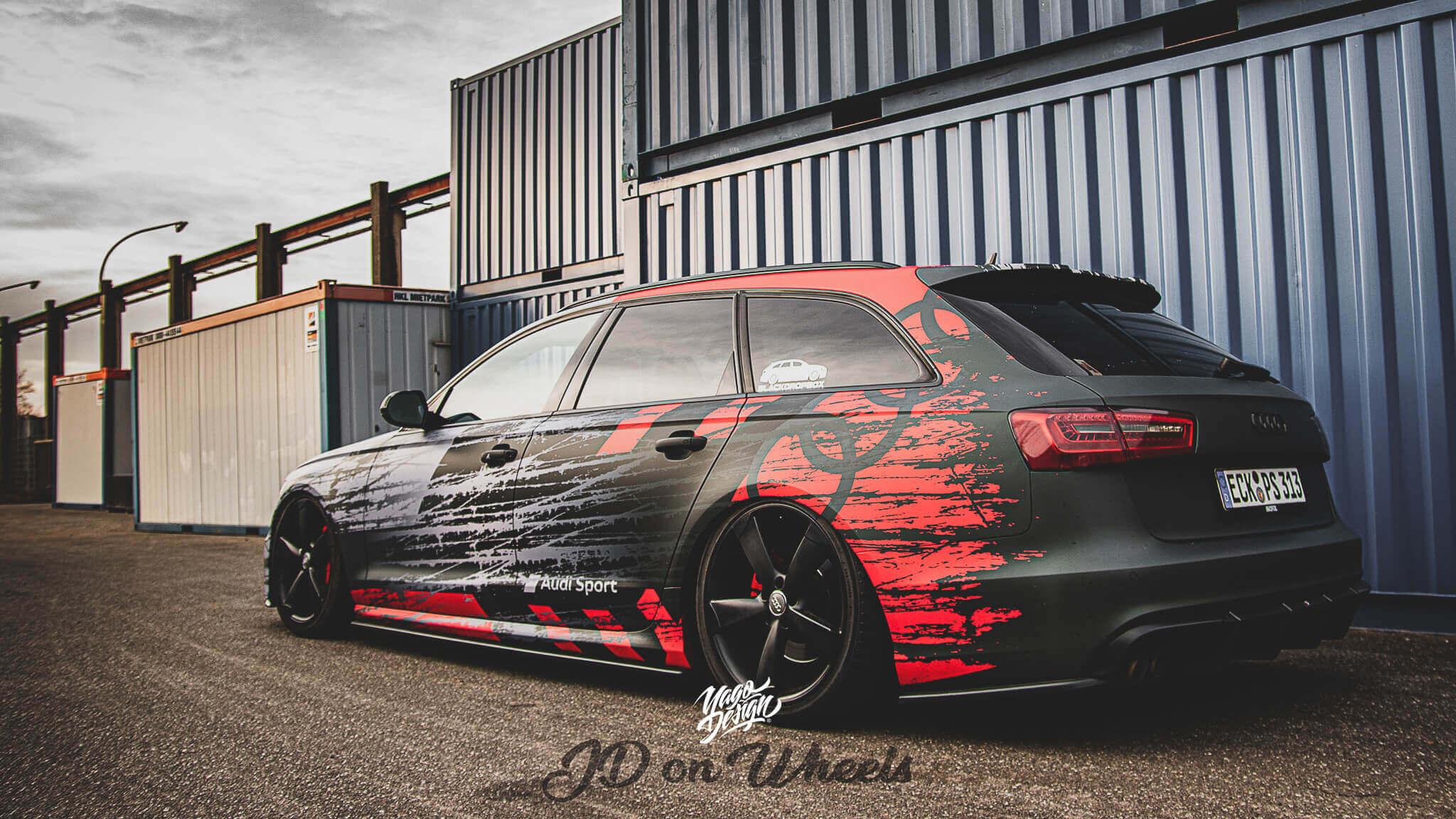car wrapping Yagodesign (9)