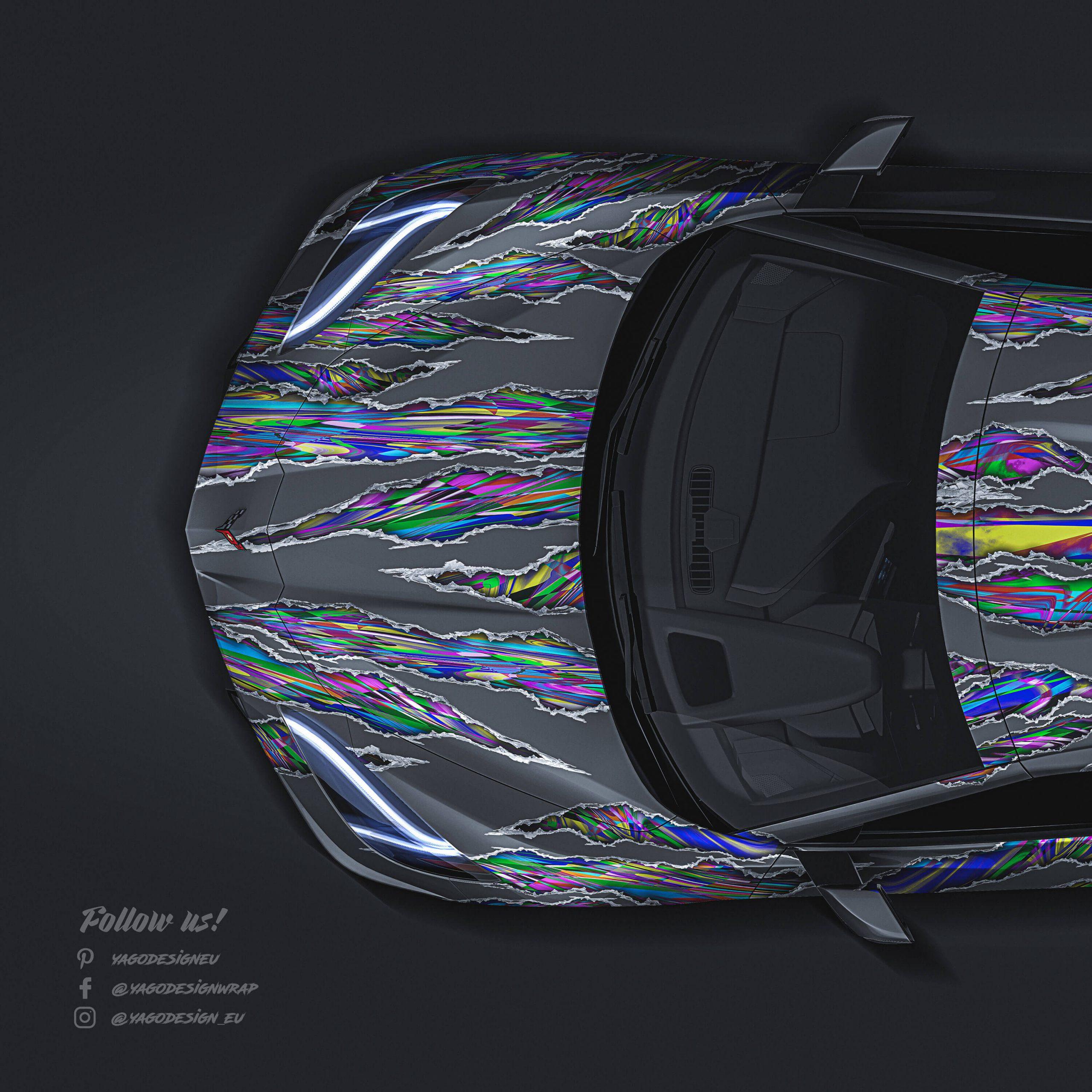 Chevrolet-Corvette-C8-Stingray-2020-by-Yagodesign-2019-front-up-scaled