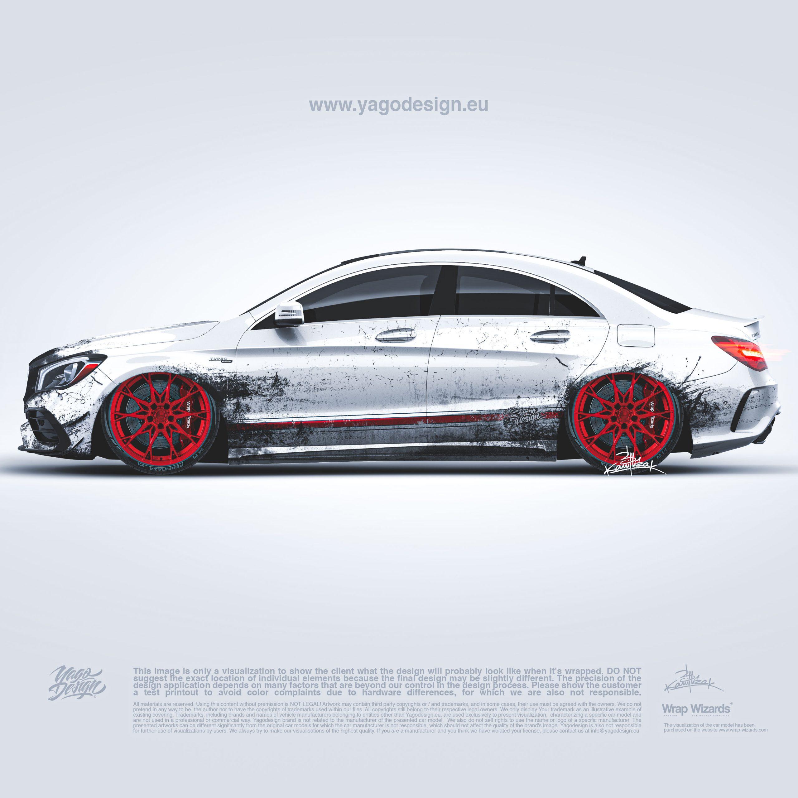 Mercedes-Benz-CLA45