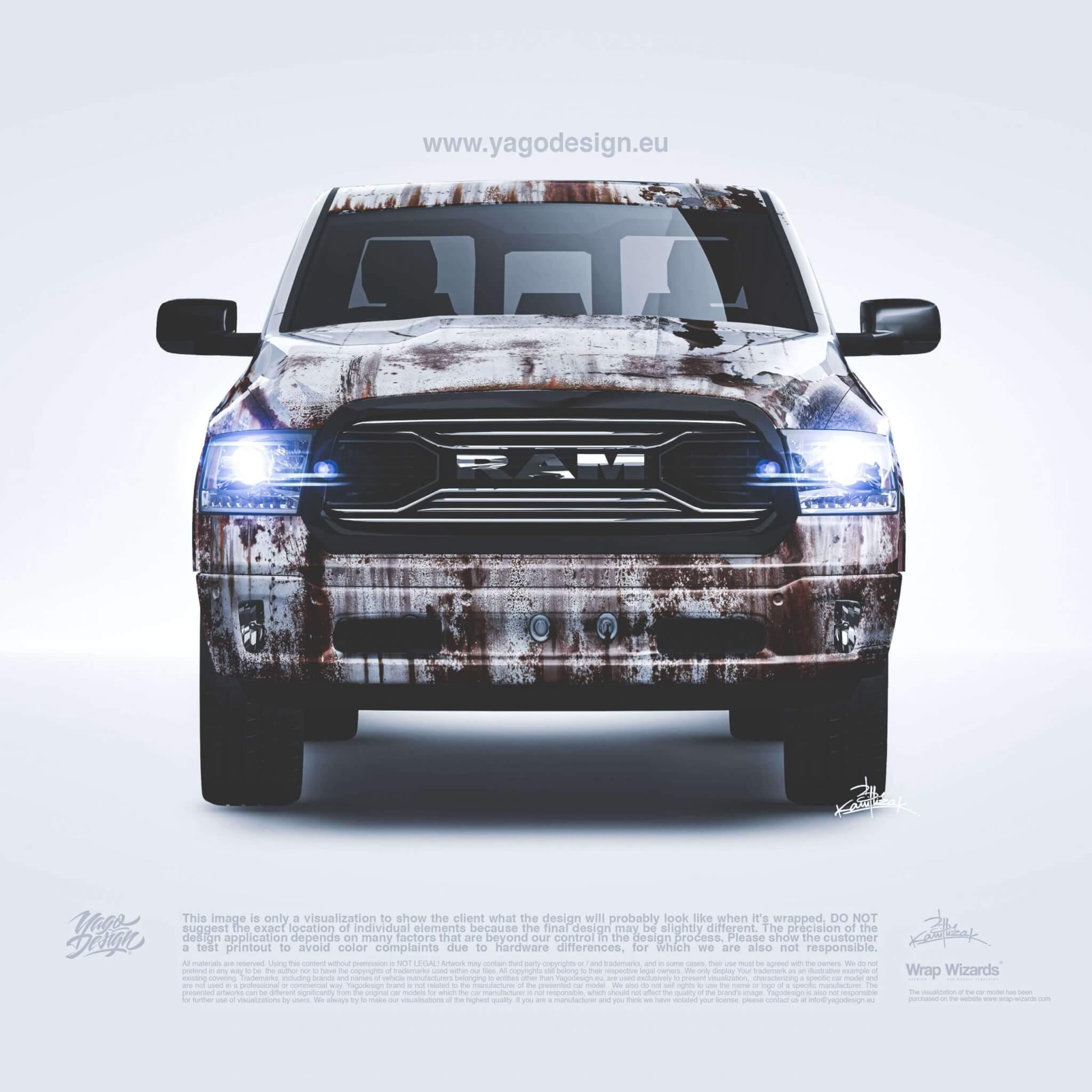Dodge-RAM-1500-2017–by-Yagodesign-FV