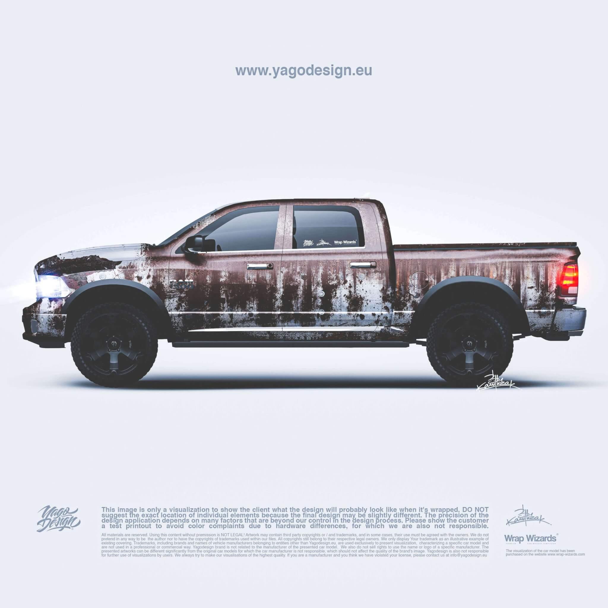 Dodge-RAM-1500-2017–by-Yagodesign-SV