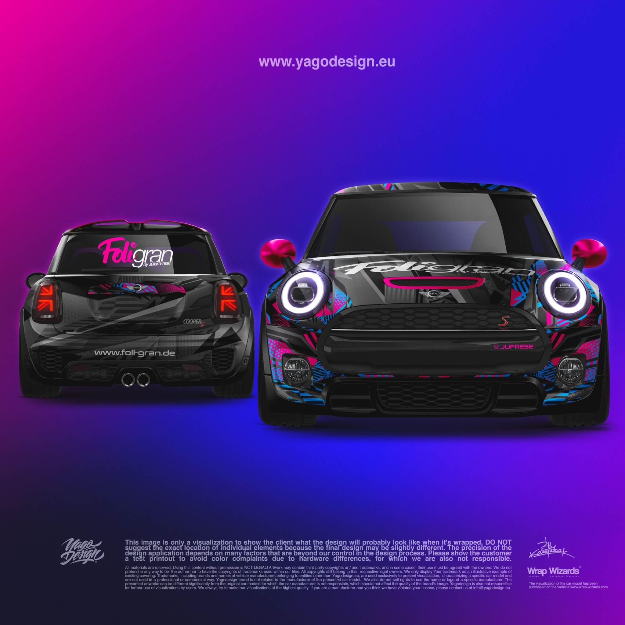 Mini-Cooper-R56-3500-REAR&FRONT