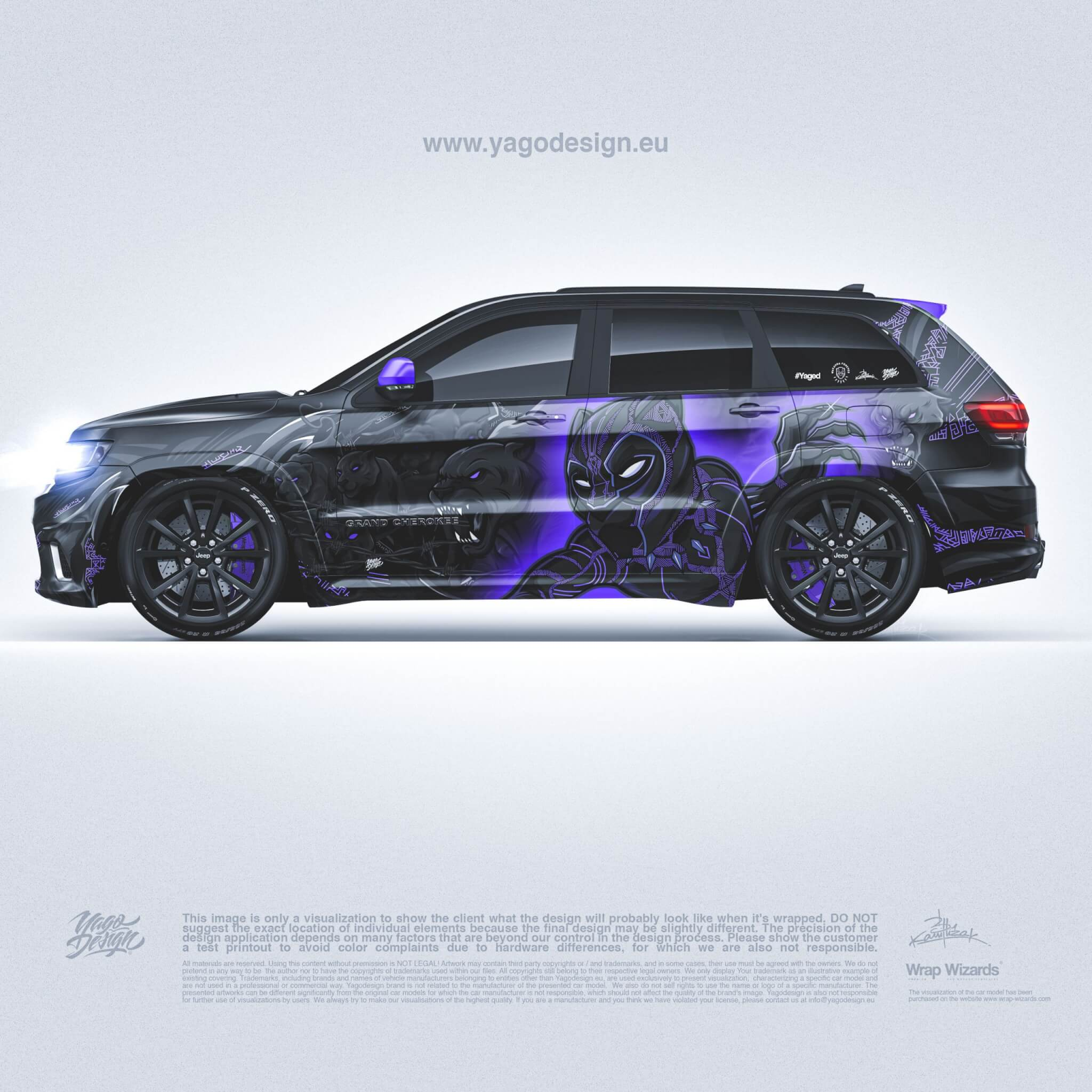 BLACK-PANTHER-JEEP-GRAND-CHEEROKE-BY-YAGODESIGN