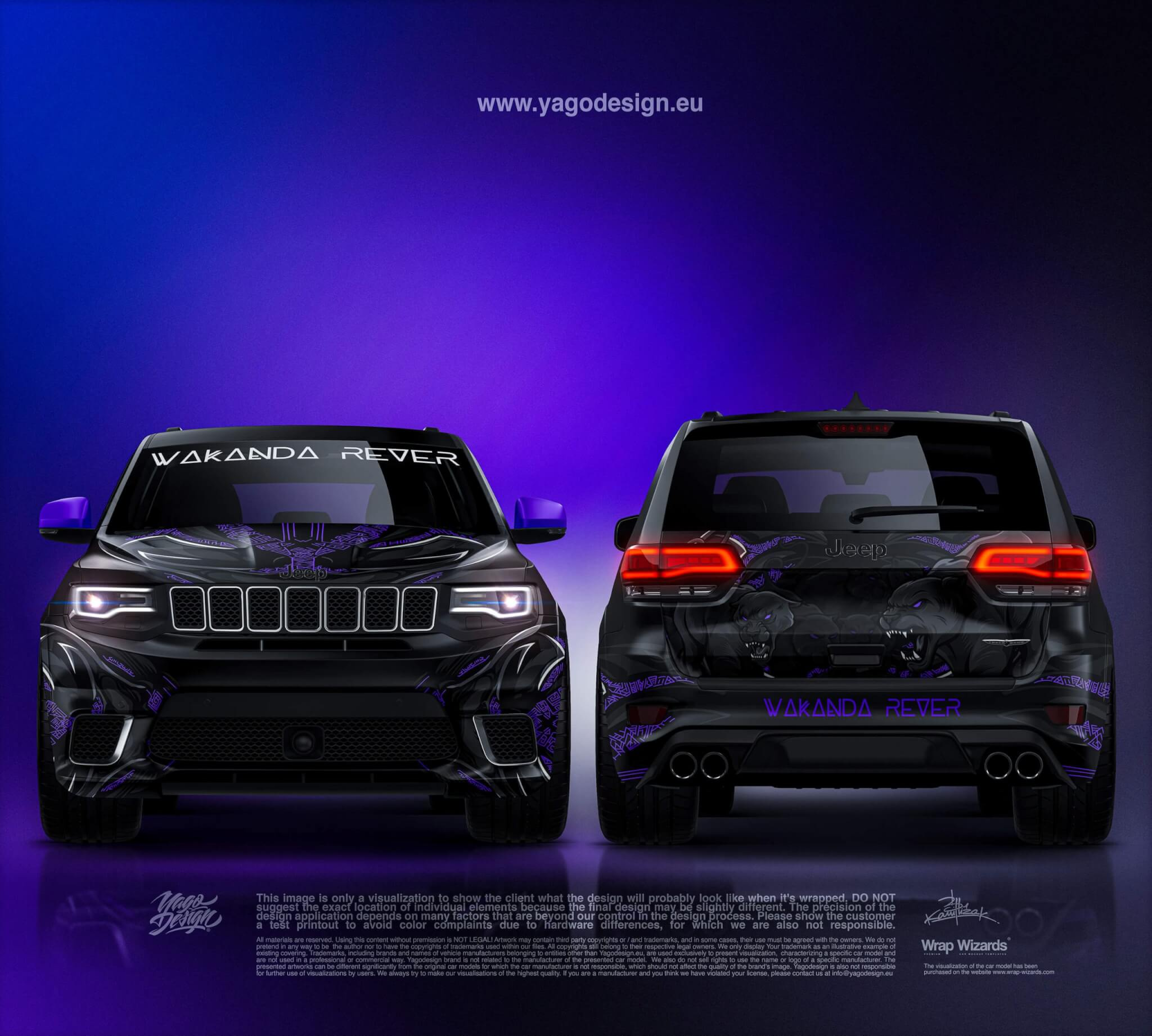 BLACK-PANTHER-JOEEP-GRAND-CHEEROKE-BY-YAGODESIGN-FRONT&REAR-v3-3000px